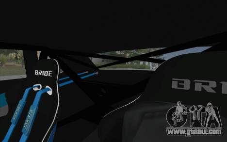 Elegy Drift King GT-1 [2.0] for GTA San Andreas
