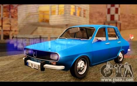 Dacia 1300 1969 for GTA San Andreas