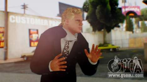Mr Perfect for GTA San Andreas
