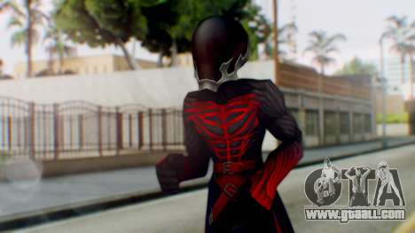 KHBBS - Vanitas Armor for GTA San Andreas