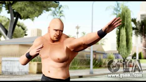 WWE Stone Cold 1 for GTA San Andreas
