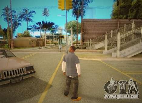 SA SuperPro ENB v1 for GTA San Andreas forth screenshot