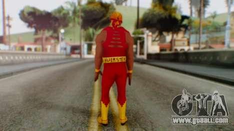 WWE Hulk Hogan for GTA San Andreas third screenshot