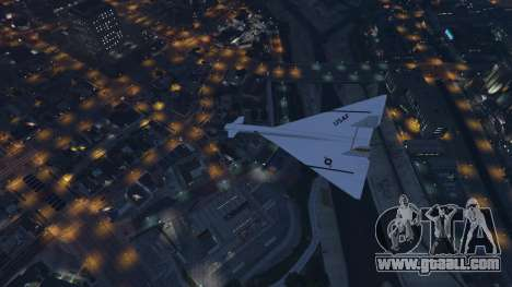 GTA 5 XB-70 Valkyrie seventh screenshot