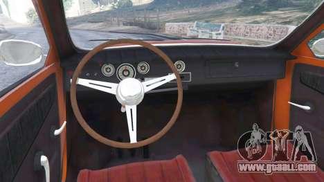 GTA 5 Saab 96 rear right side view