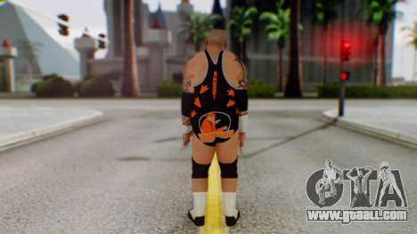 Brodus Clay 1 for GTA San Andreas third screenshot
