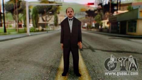 Howard Finkel for GTA San Andreas second screenshot