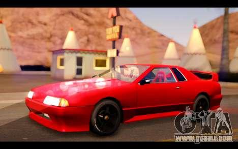 ElegyX for GTA San Andreas