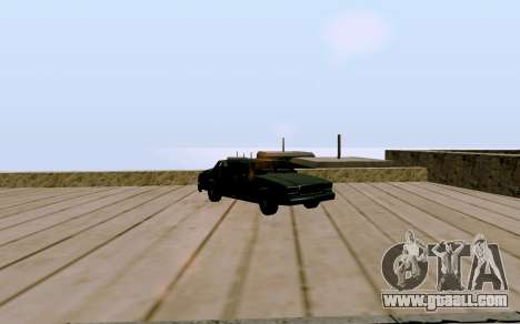 Realistic ENB v1.2.1 for GTA San Andreas second screenshot