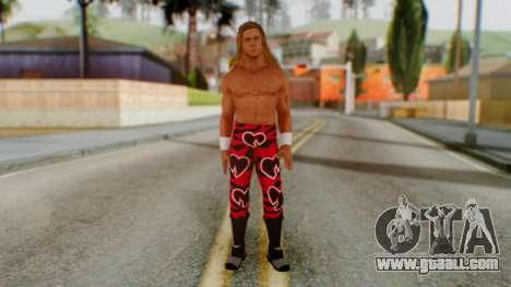 WWE HBK 1 for GTA San Andreas second screenshot