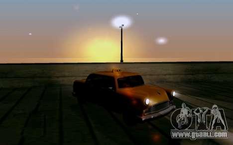 Realistic ENB v1.2.1 for GTA San Andreas fifth screenshot