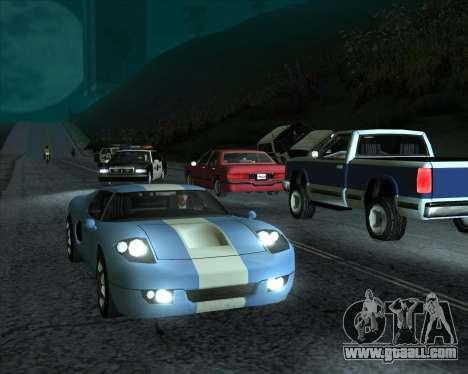 New Vehicle.txd v2 for GTA San Andreas