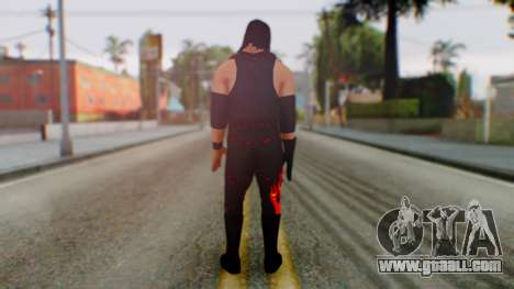 WWE Kane for GTA San Andreas third screenshot