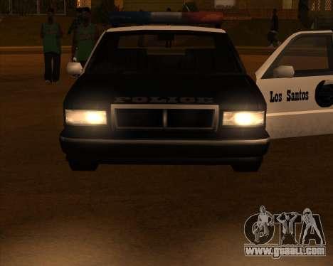 New Vehicle.txd v2 for GTA San Andreas third screenshot