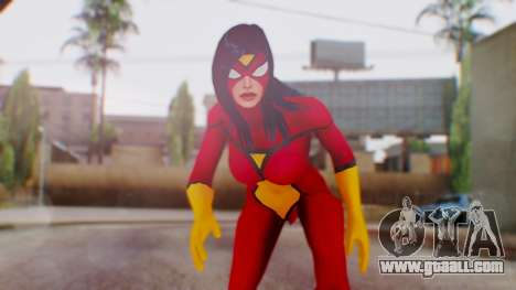Marvel Heroes Spider-Woman for GTA San Andreas