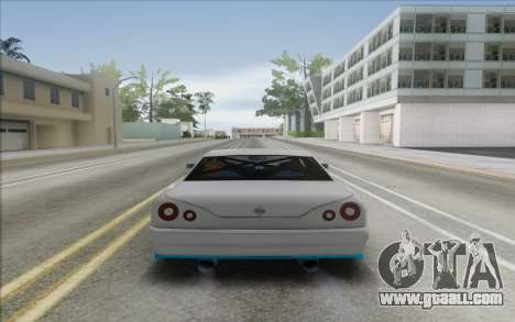 Elegy Drift King GT-1 [2.0] for GTA San Andreas left view