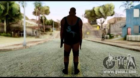 WWE Tensai for GTA San Andreas