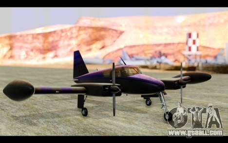 GTA 5 Western Company Cuban 800 for GTA San Andreas