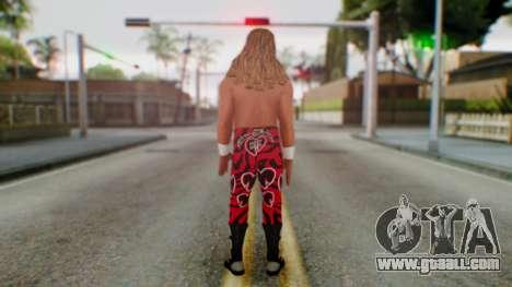 WWE HBK 1 for GTA San Andreas third screenshot
