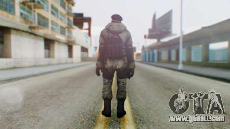 Counter Strike Online 2 Arctic for GTA San Andreas third screenshot