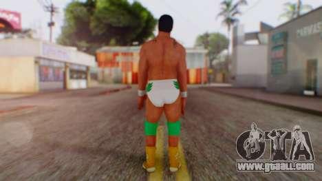 WWE Alberto for GTA San Andreas third screenshot