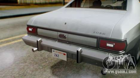 Ford Gran Torino 1974 IVF for GTA San Andreas side view