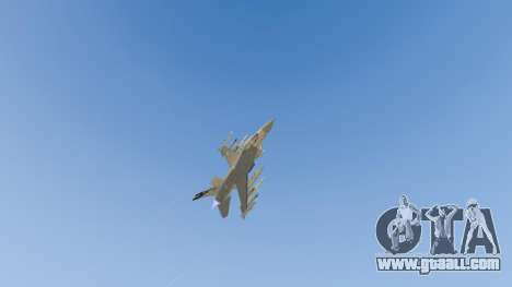 GTA 5 F-16C Fighting Falcon eighth screenshot