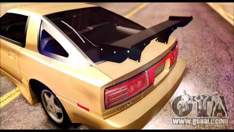 Toyota Supra MK3 Tunable for GTA San Andreas interior