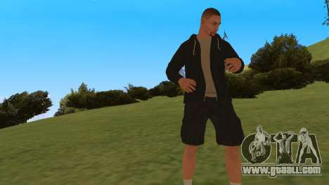 Time Animation for GTA San Andreas forth screenshot