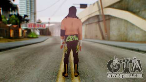 Eddie Guerrero for GTA San Andreas third screenshot