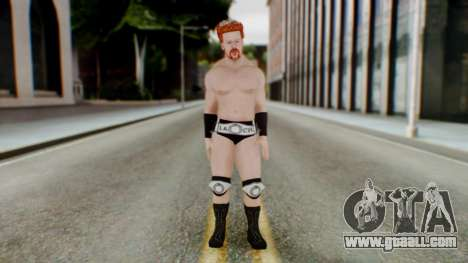Sheamus 2 for GTA San Andreas second screenshot