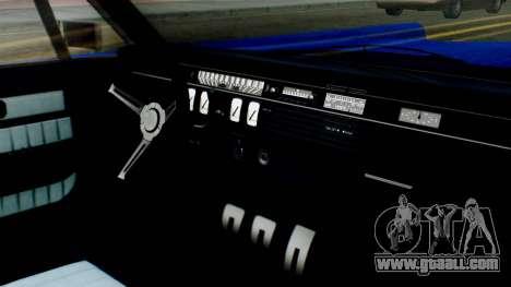 GTA 5 Vapid Chino Tunable IVF for GTA San Andreas back view