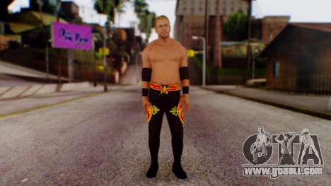WWE Christian for GTA San Andreas second screenshot