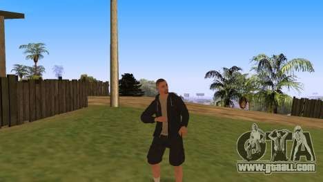 Time Animation for GTA San Andreas second screenshot