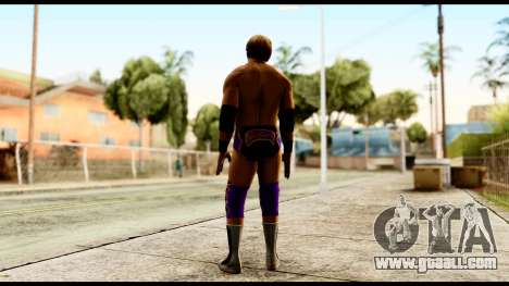 Zack Ryder 1 for GTA San Andreas third screenshot