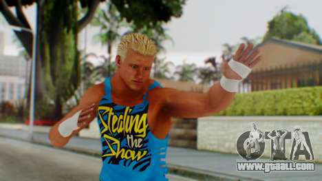 Dolph Ziggler 2 for GTA San Andreas