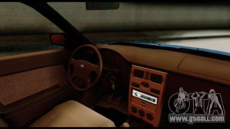 VAZ 2170 Priora for GTA San Andreas right view