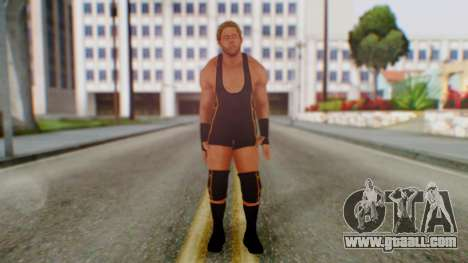 WWE Jack Swagger for GTA San Andreas second screenshot