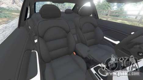 GTA 5 BMW M3 (E46) 2005 right side view