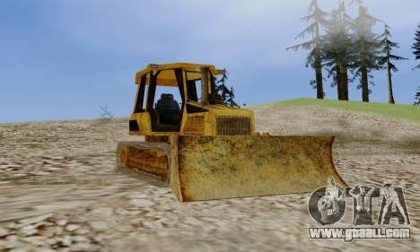 New Dozer for GTA San Andreas