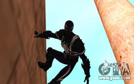Agent Venom by Robinosuke for GTA San Andreas second screenshot