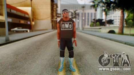 Holy Hulk Hogan for GTA San Andreas second screenshot