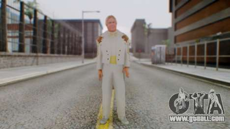 Bobby Heenan for GTA San Andreas second screenshot