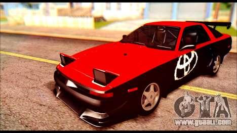 Toyota Supra MK3 Tunable for GTA San Andreas