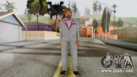 Dollar Man 2 for GTA San Andreas second screenshot