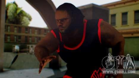 Mark He WWE for GTA San Andreas