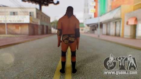 Razor Ramon for GTA San Andreas third screenshot
