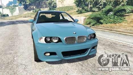 BMW M3 (E46) 2005 for GTA 5