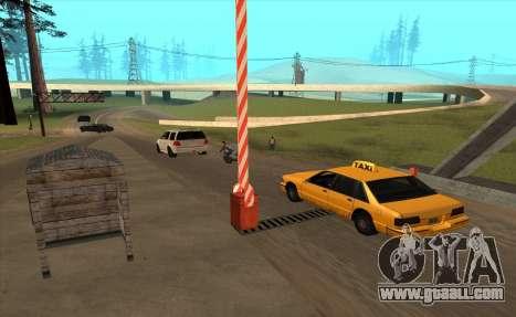 Custom for GTA San Andreas forth screenshot