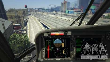 MH-60S Knighthawk for GTA 5